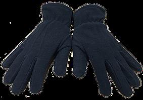Перчатки на флисе №10 черные
