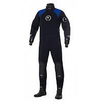 Сухой неопреновый гидрокостюм Bare D6 Pro Dry, мужской
