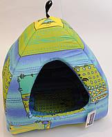 Дом для кота Юрта ТМ Природа  (38*38*36см) PR740349