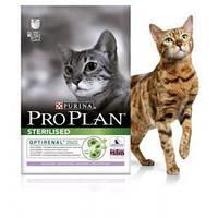 Purina Pro Plan Sterilised Turkey 1,5кг-корм  для стерилизованных котов с индейкой