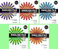 Учебники по английскому языку English File 3rd Edition (Student's Book + Workbook)