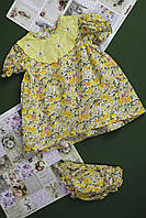 Платье детское с трусиками