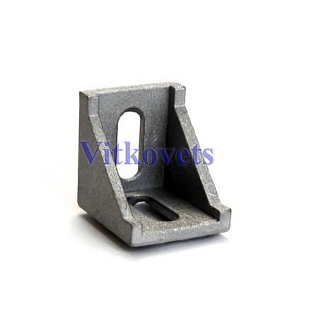Угловой соединитель 30х30, фото 2