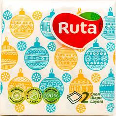 Серветки Ruta 24x24 40шт Іграшки (4820023749276)