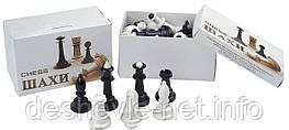 Шахматы в бумажной коробке