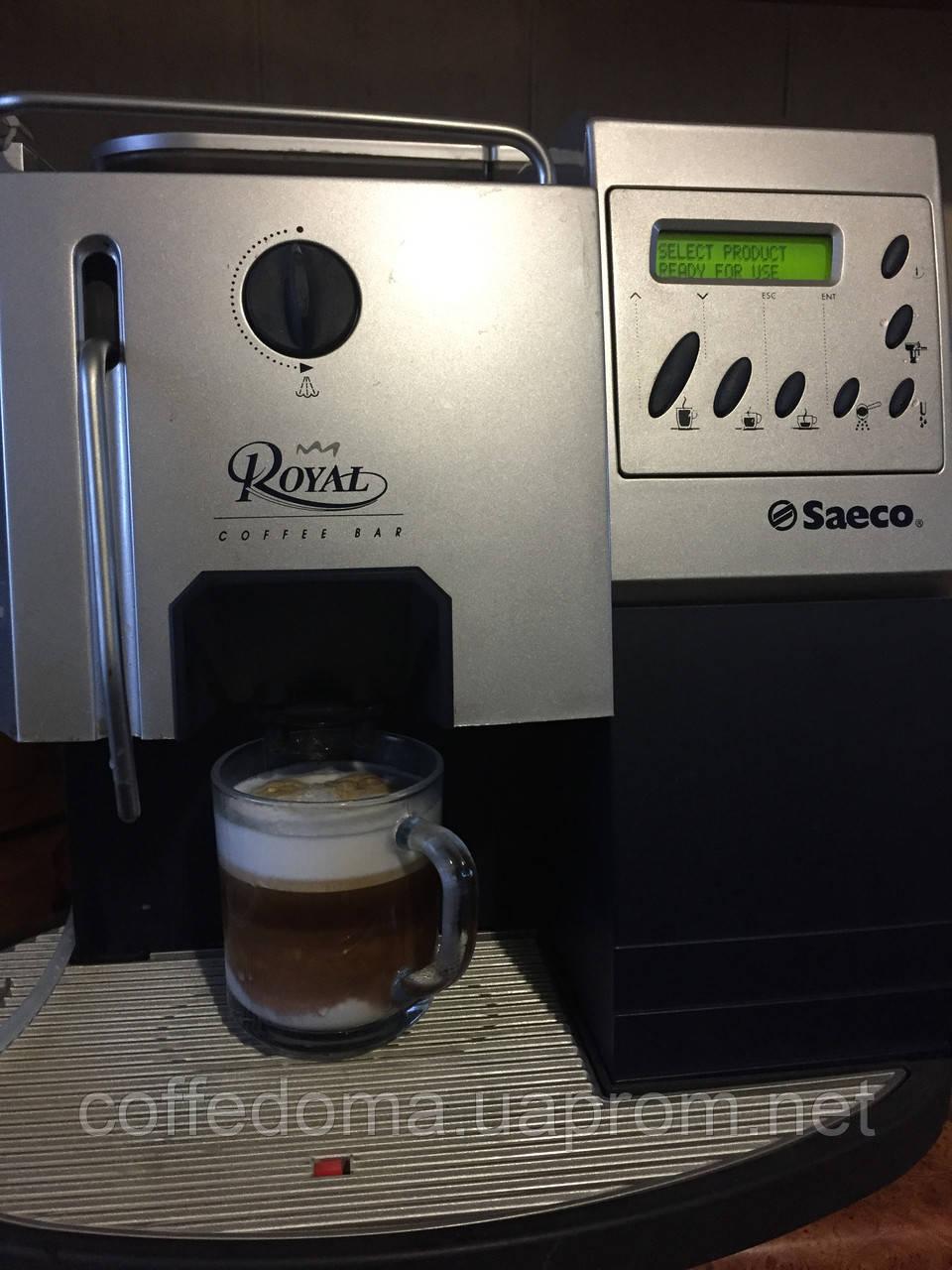 Saeco Coffe bar (Saeco Royal Cappuccino) автоматическая кофемашина