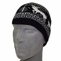 Стильная мужская зимняя шапка