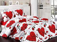 Комплект постельного белья бязь семейный размер first choice merry