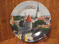 Тарелка сувенир Таллин-2
