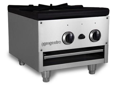 Газовая плита GGM GHS24 (1х горелка (24 kW)