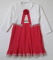Платье детское с болеро