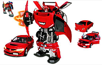 Робот-трансформер Redbot Mitsubishi Evolution VIII Roadbot 50100 HN