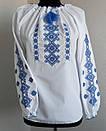 Вышиванка женская с орнаментом, фото 4