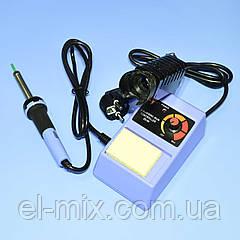 Паяльная станция ZD-98  9830С 50Вт (160-500*С) (жало с ограничителем) Kemot  LUT0040
