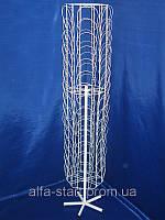 Барабан вертушка РАЗБОРНАЯ под шапку,печатную продукцию 90 прижимных карманов, фото 1