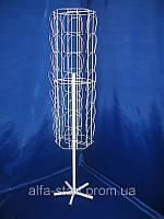 Барабан вертушка РАЗБОРНАЯ под шапку,печатную продукцию 42 прижимных карманов