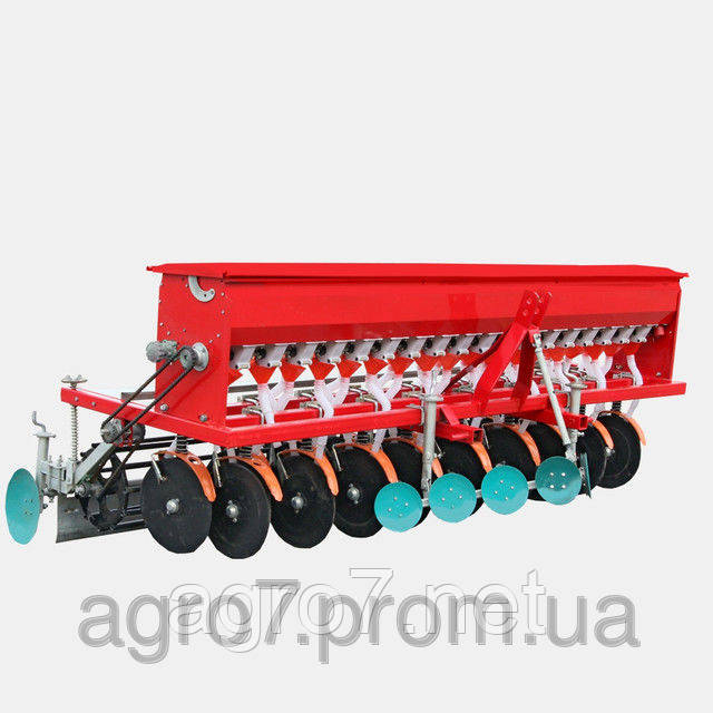 Сеялка зерновая 2BFX-12 (12-ти рядная) Фото