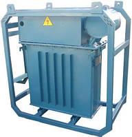 Трансформатор силовой ТМОБ-100 для прогрева бетона , фото 1
