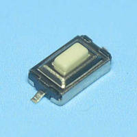 Кнопка тактовая smd  6x3.5 2pin h2.5 (шток 0.8) HQ  Китай / уп.10шт