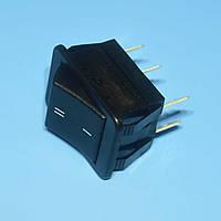 Выключатель AE-C1560ABAAI (RS-202) 2-группы ON-ON черный  Arcolectric