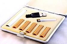 Электронная сигарета в портсигаре