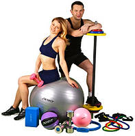 Фитнес, йога, кроссфит, пилатес, гимнастика.