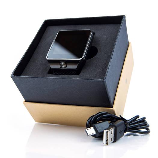 Умные часы DZ09 Black. Оригинал