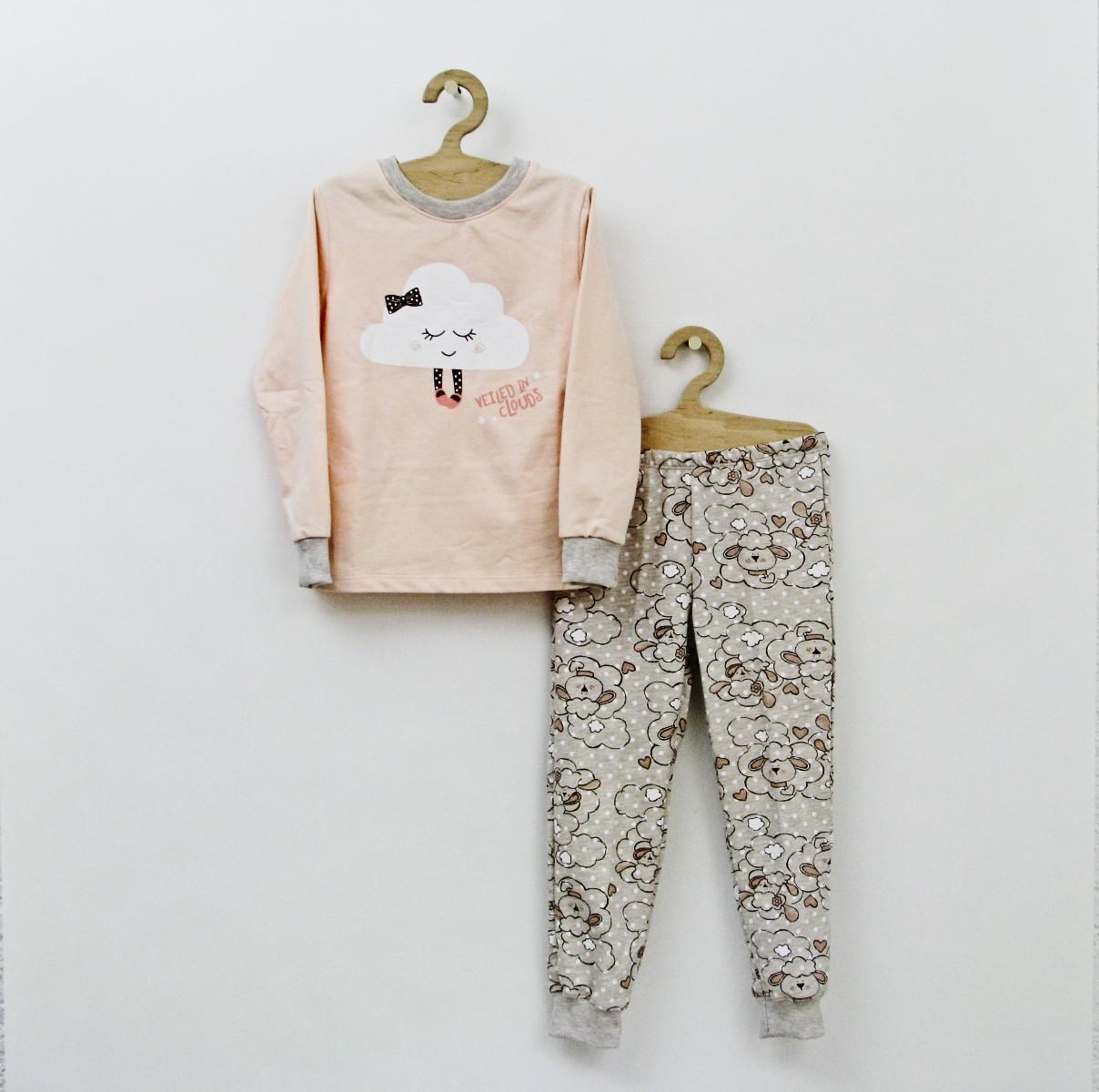 Детская пижама на байке для девочки р. 116 купить Украина недорого ... 0b3cb9d19a026