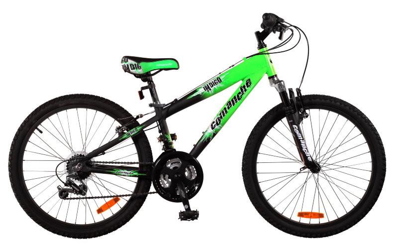 Велосипед подростковый Comanche Indigo  24 дюйма