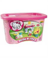 """Детский конструктор Unico Plus """"Hello Kitty Cofanetto"""""""