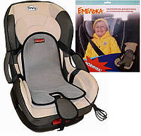 Подогрев сидений Емеля Емелька для детского автокресла