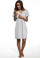Ночная рубашка для беременных Cornette 693-117