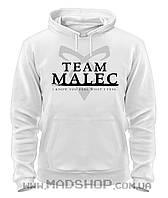 Толстовка Орудия смерти The Mortal Instruments Team Malec