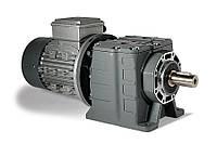 Varvel RD цилиндрический соосный мотор-редуктор