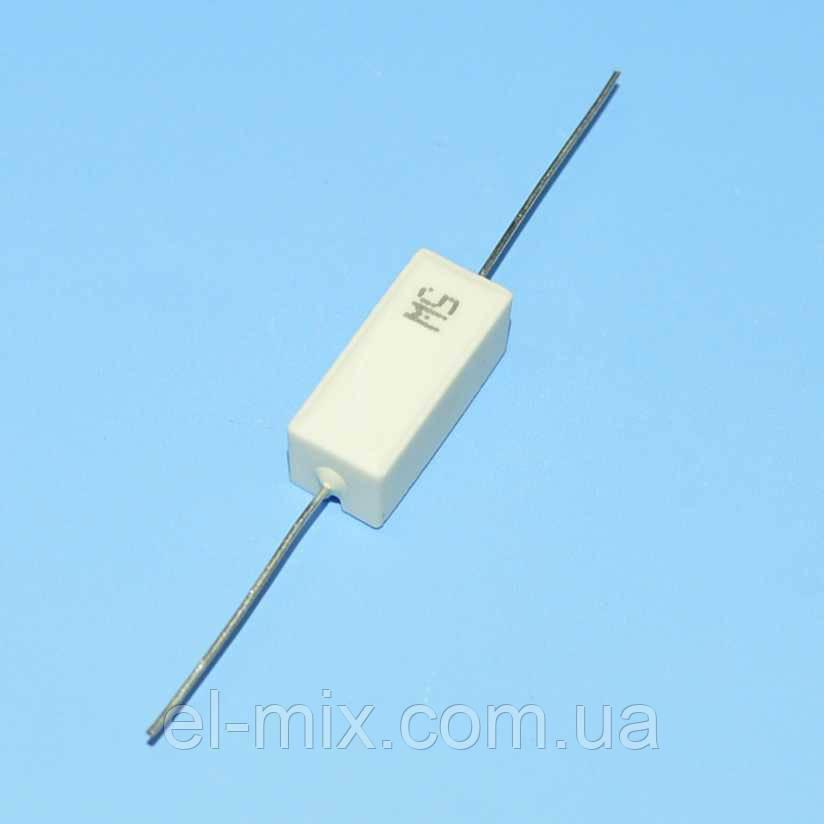 Резистор  5Вт  20 Om (±5%) горизонтальный   Китай