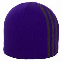 Спортивная мужская шапка вязаная