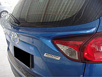 Спойлер Mazda CX 5, дефлектор Мазда