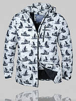Мужская зимняя горнолыжная куртка Volcom S M L XL XXL