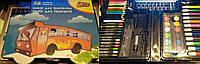 Набор для творчества Olli Автобус 58 предметов