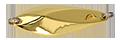 Блесна Tict Maetel Mini 7.0гр золото