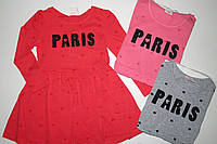 Детское платье для девочки на  3 , 4 года , 5 лет