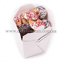 """Печенье с предсказаниями """"Эконом"""" №7, 7 шт. в шоколаде, от 10 наборов"""