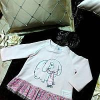 Платье туника Freestyle на девочку 6-12 мес, Испания