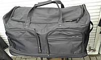 Большая дорожная сумка на трех колесах Gorangd