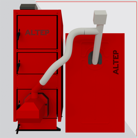 Котел на пелетах Altep КТ-2E-PG 27 кВт