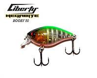 Воблер Megabite (Liberty) Booby 50F (50мм, 9.4гр, 0.7м)