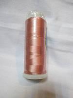 Нитки для машинної вишики 100% віскоза (100% rayon) 3000 ярдів, №108