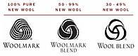 Доверяйте шерстяной одежде со знаком WOOLMARK