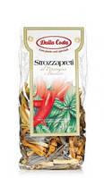 Итальянские макароны фигурный трубочки цветные Strozzapreti Dalla Costa 500 гр.