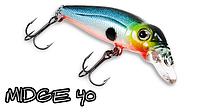 Воблер Strike Pro Midge 40F 1.95гр